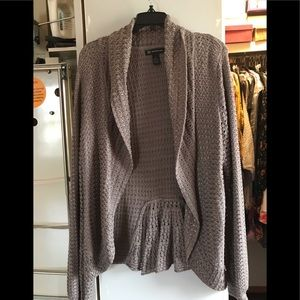 Tops - Knit cardigan